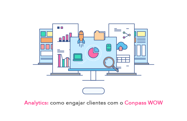 Analytics: como engajar clientes com o Conpass WOW